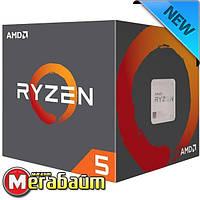 Процессор AMD Ryzen 5 2400G (3.6GHz 4MB 65W AM4) Box (YD2400C5FBBOX)
