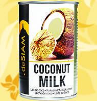 Кокосове молоко, 400 мл, deSiam, Фо