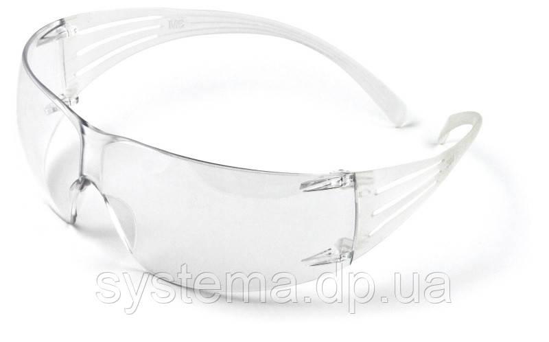 3M™ SecureFit™ - Окуляри захисні відкриті, прозорі