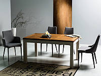 Стол обеденный деревянный Beskid 180 Signal орех