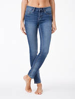 f38fe59dfe1 Джинсы женские классические Conte Классические джинсы Skinny со средней  посадкой 756 4909М