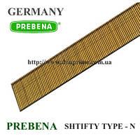 Гвозди для механического степлера - Prebena