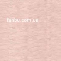 Креп бумага розовый крем №569,производство Италия
