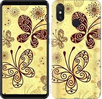 Чехол EndorPhone на Xiaomi Mi Max 3 Красивые бабочки 4170c-1534-19016 (hub_LQlK29698)
