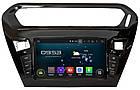 """Штатний мультимедійний пристрій для Peugeot 301AHR-2381 екран 7"""" 4.4.4 андроїд, фото 2"""