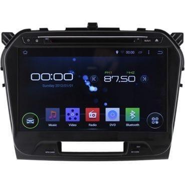 """Автомагнитола штатная оригинал Incar AHR-0782 Suzuki Grand Vitara S (Android 5.1) экран 10.1"""""""