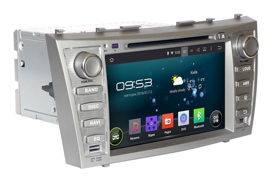 Автомагнітола для моделі Toyota Camry V40 INCAR AHR-2282 штатна Екран 8