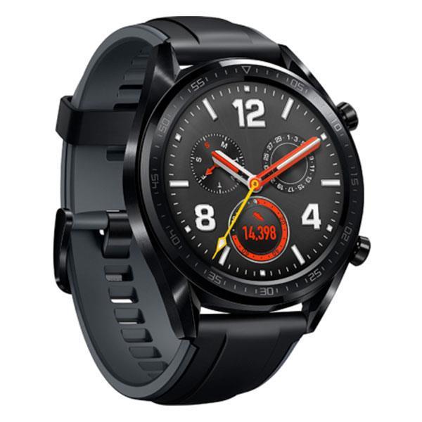 Умные часы Huawei Watch GT Sport (FTN-B19) Black (55023259)