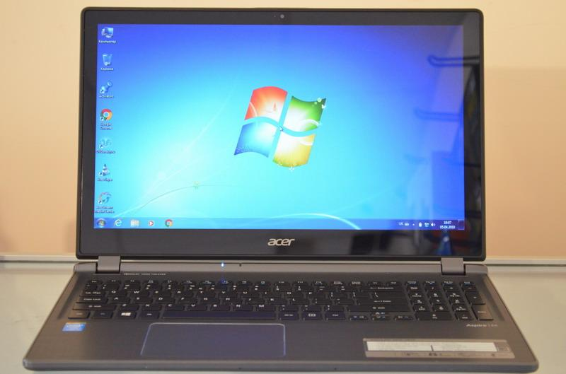 Ноутбук Acer Aspire M5-583P(Touch) Intel Core i5 / 8Gb / HDD 500Gb