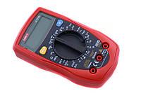 Цифровой мультиметр тестер вольтметр UT33B