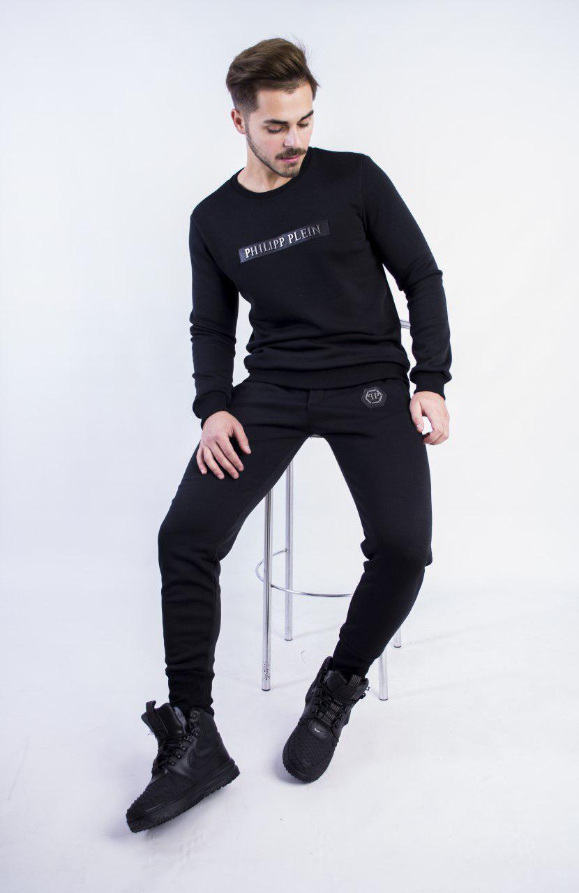 Мужские Спортивные Штаны  Philipp Plein. Мужская одежда. Реплика