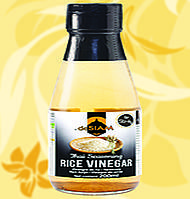 Белый рисовый уксус, deSiam, 200мл, Фо