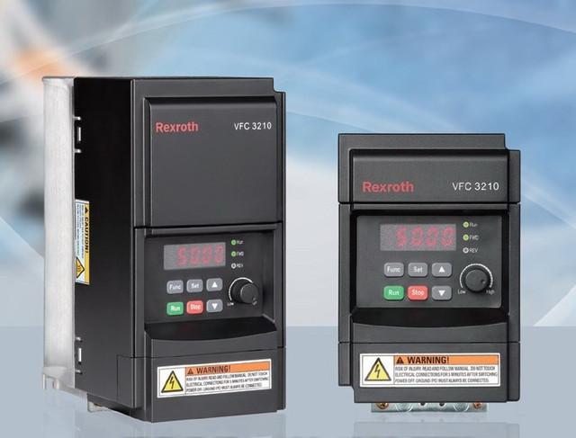 Преобразователи частоты VFC3210 Bosch Rexroth
