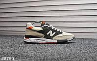 Чоловічі кросівки New Balance 998 Explore, Репліка, фото 1