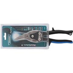"""Ножницы по металлу """"Piranha"""", 250 мм, прямой и правый рез, сталь СrMo Gross 78323"""