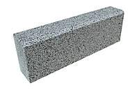 Поребрик гранитный (Бордюр дорожный), бордюрный гранитный камень.