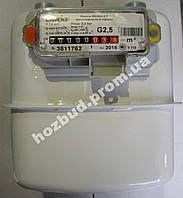 Газовый счетчик мембранный САМГАЗ G 2,5, фото 1