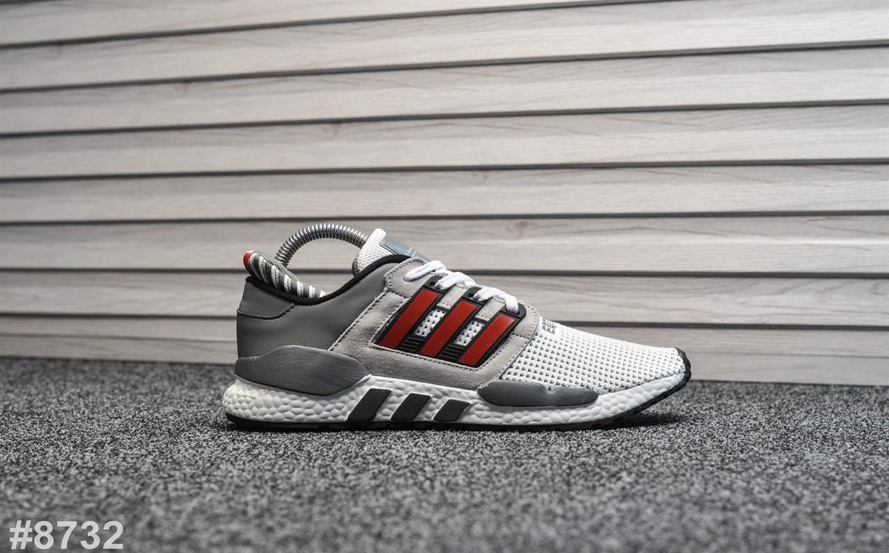 Чоловічі кросівки Adidas Equipment White, Репліка