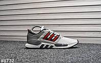 Чоловічі кросівки Adidas Equipment White, Репліка, фото 1