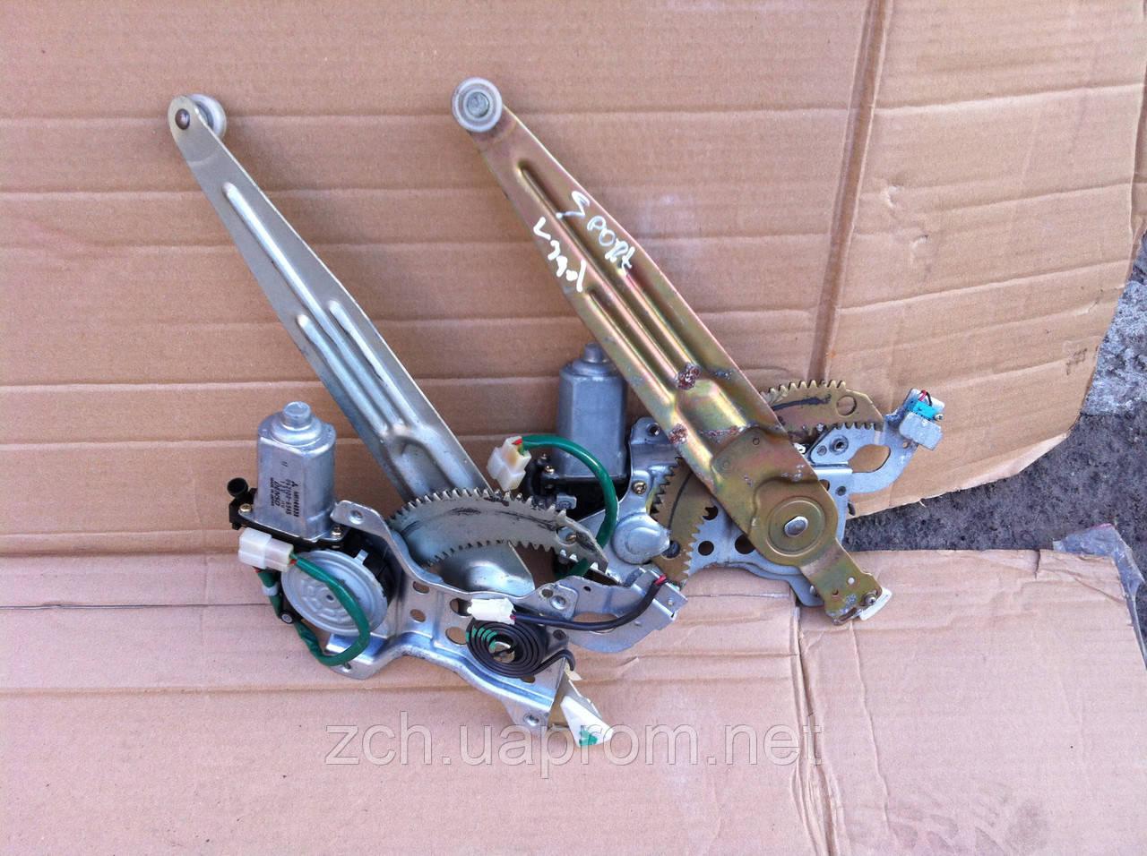 Моторчик стеклоподемника Mitsubishi Pajero Sport