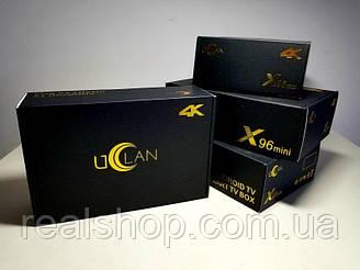 UClan X96 mini Smart TV Box S905W 2GB/16GB Android 7.1.2