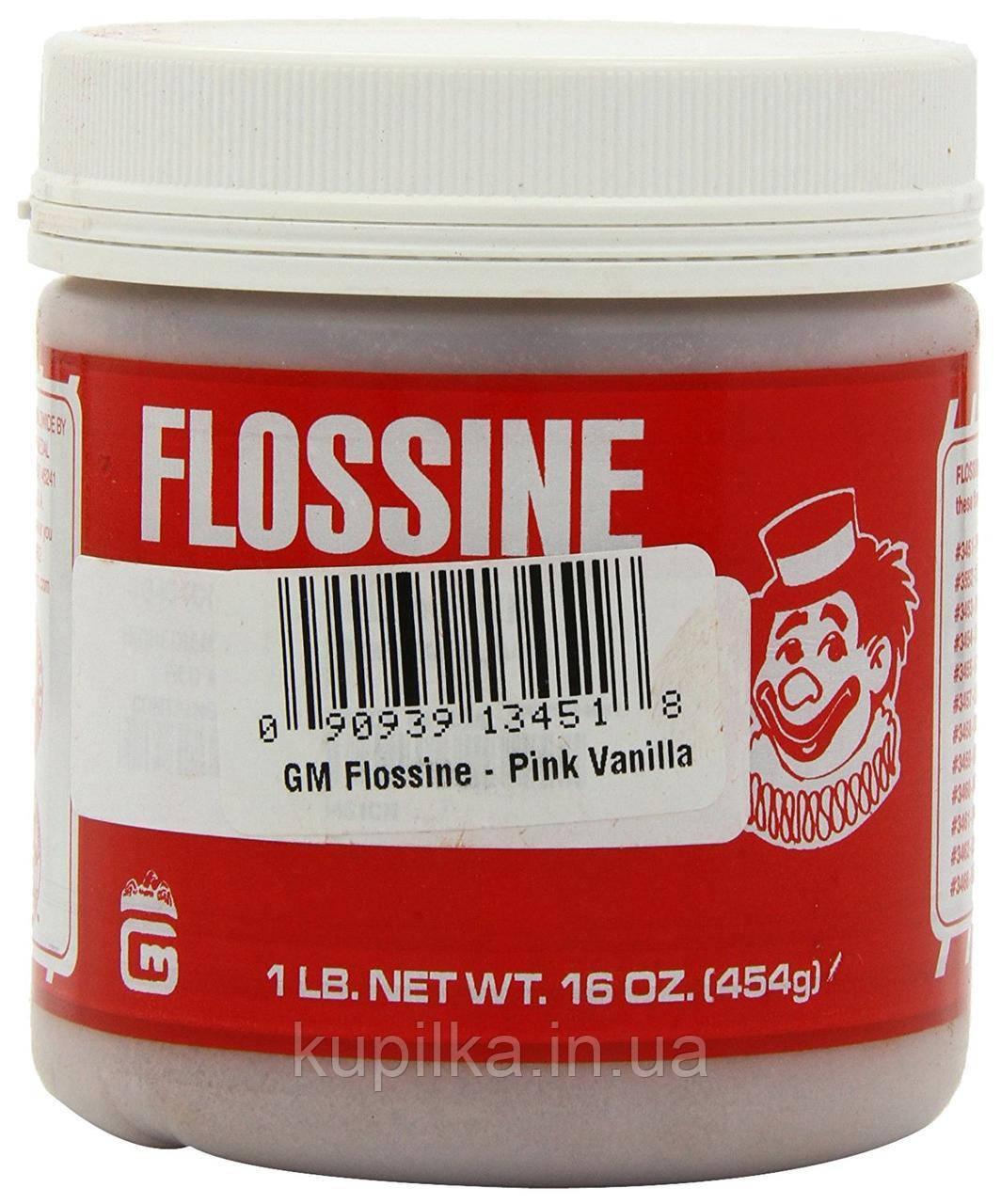 Вкусовая добавка для сахарной ваты апельсин Flossine, Gold Medal (США)