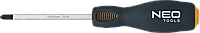 Отвертка крестовая PZ3 x 150 мм , CrMo 04-036 Neo, фото 1