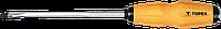 Отвертка шлицевая ударная, 8.0 x 300 мм 39D256 Topex
