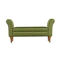 Банкетка Ренуар ткань Missoni зеленый