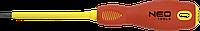 Отвертка шлицевая  4.0 x 100 мм, (1000 В), CrMo 04-053 Neo, фото 1
