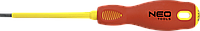 Отвертка шлицевая  5.5 x 125 мм, (1000 В), CrMo 04-054 Neo, фото 1