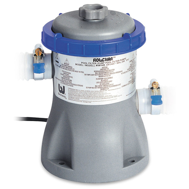 Фильтрационный насос производительностью 2006литров/час (модель 58383)