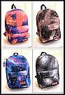 Рюкзак школьный, молодежный, городской Галактика(космос)., фото 3