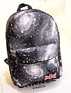 Рюкзак школьный, молодежный, городской Галактика(космос)., фото 4