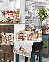 Набор Кухонных Полотенец Vianna Panorama Vafelka