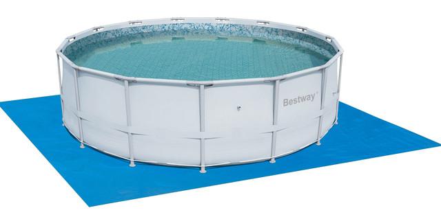 Защитное покрытие под бассейн (модель 58031)