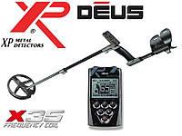 Металлоискатель XP DEUS 22 RC (X35)  с обновленной катушкой 22 см, фото 1