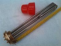"""Блок тэн 13,5 кВт 380 в 2,0""""(35см) наружная резьба для электрокотла, скрепка"""