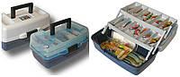 Ящик для снастей Aquatech 1702 2х полочный