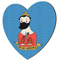 Панно Серце You are Gorgeous