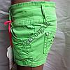 Шорты джинсовые для девочек 3-8лет , фото 2