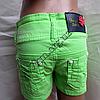 Шорты джинсовые для девочек 3-8лет , фото 3