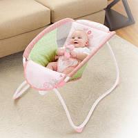 Шезлонг Bright Starts Розовые сны (60163) Бесплатная доставка