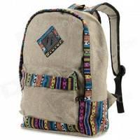 Рюкзак с орнаментом в стиле Этно.
