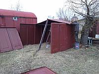 Разборка гаража