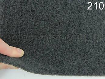 Автоковролин, Orotex Barati, цвет графит, на гранулированной подложке, 2.0м.