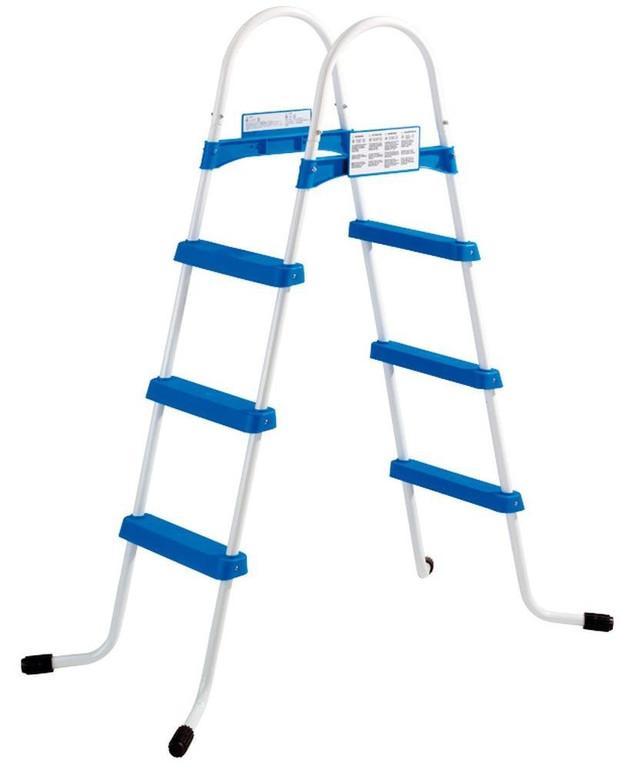 Лестница (4х ступенчатая) высотой 122 см (модель 58097)