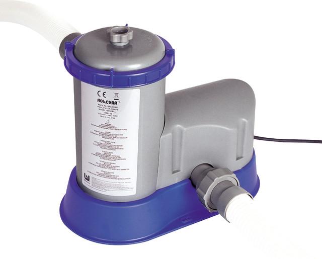 Картриджный фильтрующий насос производительностью 5678 литров/час