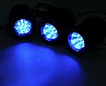 LED Світильники на сонячних батареях для води