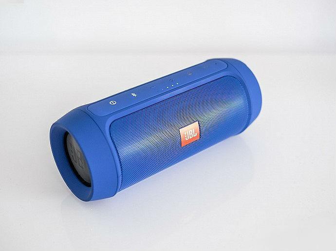 Портативная колонка JBL Charge 2+ Blue